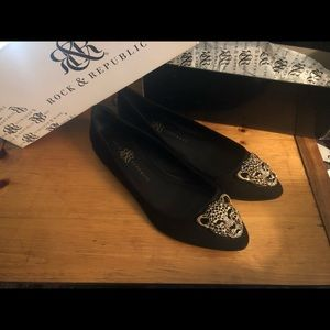 Rock & Republic Ballet Flats